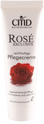 CMD Naturkosmetik - Rosé Exclusive Pflegecreme - 50 ml
