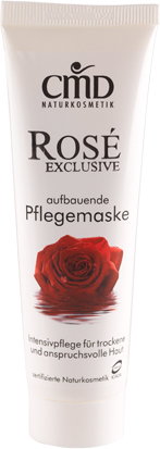 CMD Naturkosmetik - Rosé Exclusive Pflegemaske - 50 ml