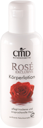 CMD Naturkosmetik - Rosé Exclusive Körperlotion - 200 ml