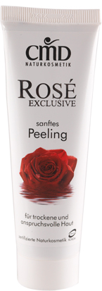 CMD Naturkosmetik - Rosé Exclusive Peelingcreme - 50 ml