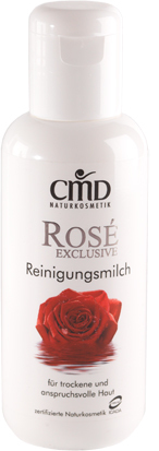 CMD Naturkosmetik - Rosé Exclusive Reinigungsmilch - 200 ml