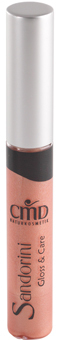 CMD Naturkosmetik - Sandorini Gloss & Care Lipgloss shimmer - 6 ml