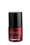 Benecos - Nail Polish Nagellack - cherry red - 9ml