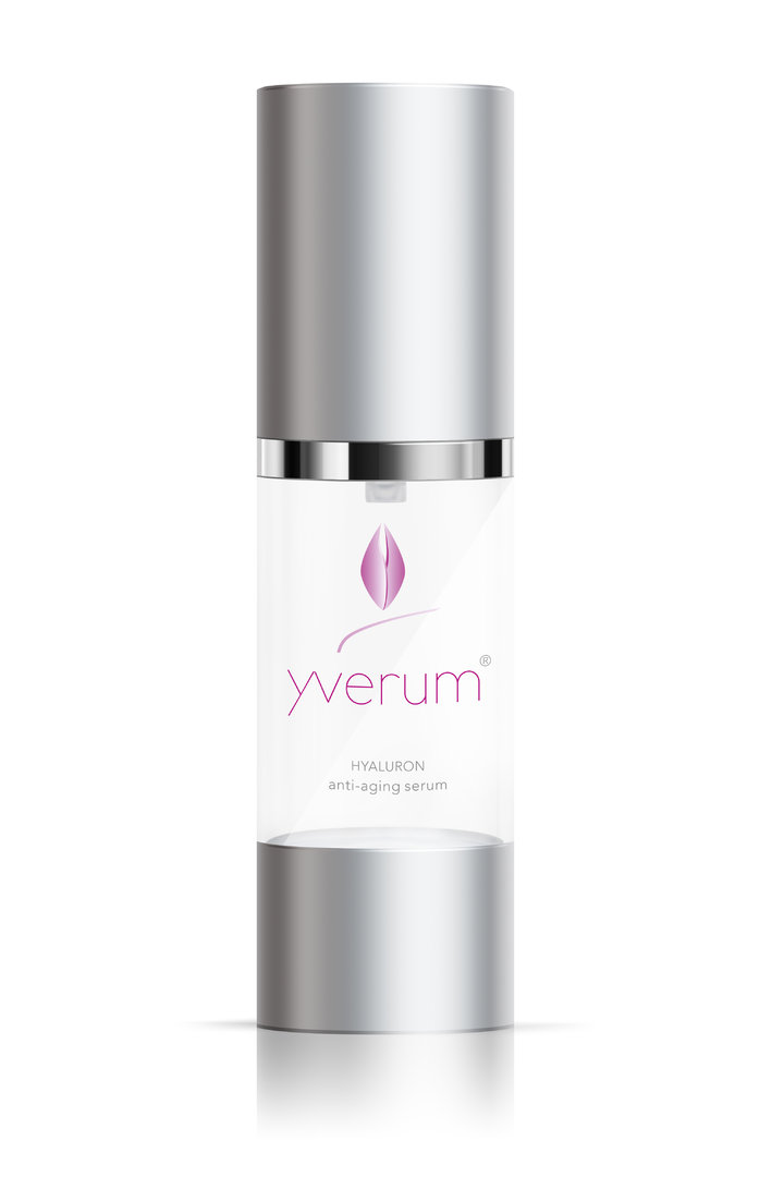 Yverum - HYALURON anti-aging serum - 30 ml
